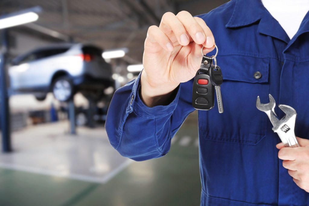 Car Key Replacement in Campbell